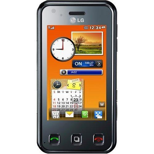 LG KC910i Renoir Sim Free Mobile Phone