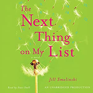 The Next Thing on My List Audiobook