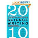 The Best American Science Writing 2010