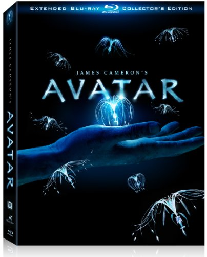 Cover art for  Avatar (Three-Disc Extended Collector&#039;s Edition + BD-Live) [Blu-ray]