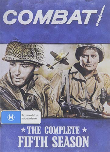 DVD : Combat: Season 5 (Australia - Import, NTSC Region 0, 8PC)
