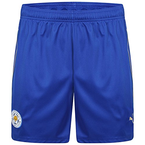 Puma Leicester City Youth Home Shorts 2016/17 (US size YXL)