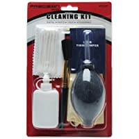 Precision Design Deluxe 6 Piece Lens & DSLR Cleaning Kit with Air Blower by PRECISION DESIGN