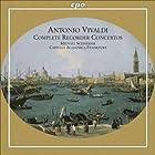 ヴィヴァルディ:リコーダー協奏曲全集 (Vivaldi: Complete Recorder Concertos)