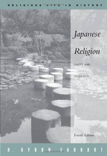 Japanese Religion: Unity and Diversity (Volume in the...