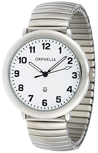 Orphelia OR53770718 - Orologio da polso unisex, cinturino in acciaio inox colore argento