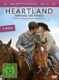Heartland - Paradies für Pferde: Die dritte Staffel, Teil 2 [3 DVDs]