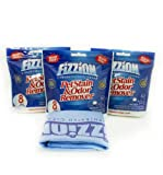 Fizzion Concentrated Cleaner Refill Tablets (3-8 Pack) Bags With Fizzion Dirt Buster Microfiber Cleaning Towel