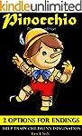 Books For Kids: Pinocchio ,Children's...