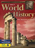 img - for Holt World History: Human Journey: Student Edition Grades 9-12 2003 book / textbook / text book