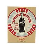 Coca-Cola Papel Kraft 2-Carpeta de anillas A4