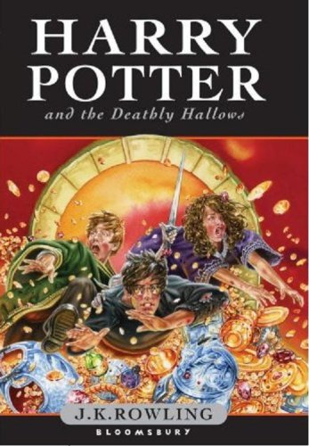 Harry Potter and the Deathly Hallows, Children's Export Edition / Harry Potter und die Heiligt�mer des Todes, englische Ausgabe (Taschenbuch)