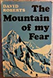 The mountain of my fear (0285502344) by ROBERTS, David