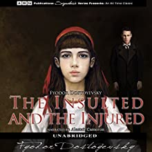 The Insulted and the Injured Audiobook by Fyodor Dostoyevsky Narrated by Alastair Cameron