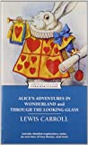 Alice's Adventures in Wonderland and Through the Looking-Glass (Enriched Classics (Simon & Schuster)) Lewis Carroll
