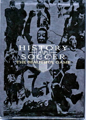 History of Soccer 7-DVD Set (2001) slipcase