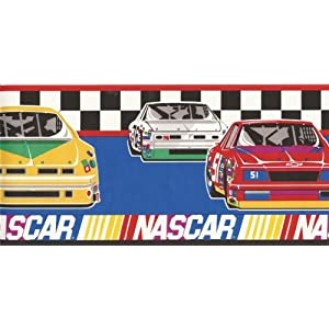 Nascar Wall Decals Tktb