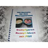140 Rezepte für Microgourmet Tupperware Brooschüre DIN A4
