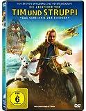 DVD Cover 'Die Abenteuer von Tim & Struppi - Das Geheimnis der Einhorn