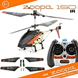 Toy - AirAce AA0150 - Helikopter, Zoopa 150 IR Gyro 2.0 und Turbo