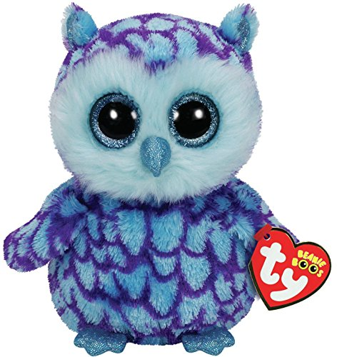 Buy Oscar Owl Beanie Boo Ty Plush Now!
