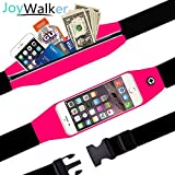 Joy Walker JoyWalker Running Belts Waist Fanny Pack For IPhone 7, 7 Plus, 6s, 6s Plus, 6, 6 Plus, Galaxy J7, S5...