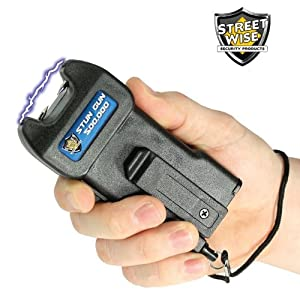 Streetwise Security Products Streetwise 500,000-volt Stun Gun