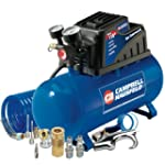 Campbell Hausfeld FP209499 3-Gallon P...