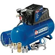 Campbell Hausfeld FP209499 3-Gallon Air Compressor