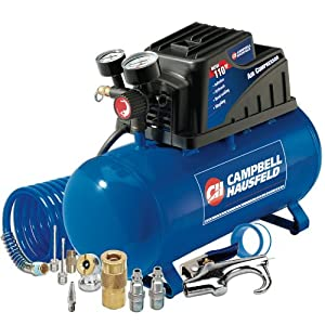 Campbell Hausfeld FP209499 3-Gallon Air Compressor,Campbell Hausfeld,FP209499