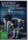 Jonathan Strange & Mr Norrell [3 DVDs]