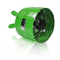 QuietCool Energy Saver 1560 CFM Power Gable Mount Attic Fan