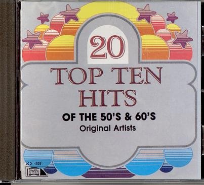 Dion &Amp; The Belmonts - 20 Top 10 Hits Of The 50