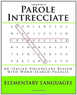 Parole Intrecciate: An Italian Vocabulary Review with Word
