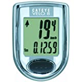 Cateye Velo 8 Cycle Computer With Calorie Consumptionby Cateye