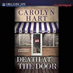 Death at the Door: A Death on Demand Mystery, Book 24 (       UNABRIDGED) by Carolyn Hart Narrated by Kate Reading