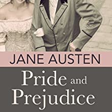 Pride and Prejudice Audiobook by Jane Austen Narrated by Rosalyn Landor