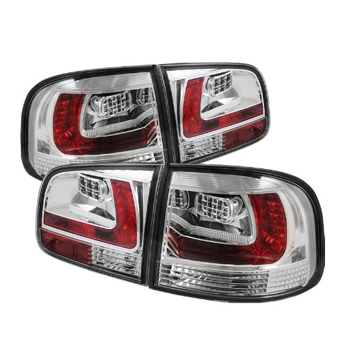 Spyder Auto Alt-Yd-Vtou04-Led-C Volkswagen Touareg Chrome Led Tail Light