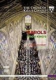 Carols from King's - The Choir of King's College Cambridge [Region 0/NTSC] DVD]