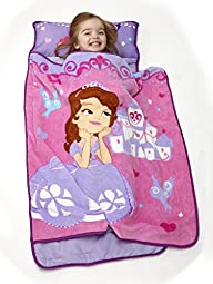 Disney Toddler Rolled Nap Mat, Prince…