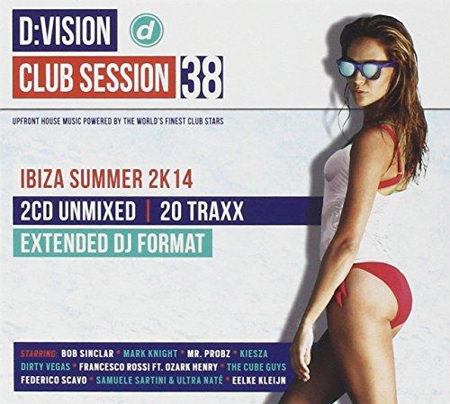 D:Vision Club Session - Vol. 38