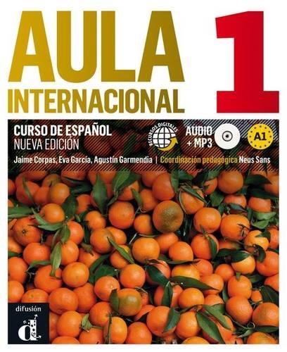 Aula internacional. Libro del alumno. Con espansione online. Con CD Audio. Per le Scuole superiori [Lingua: Spagnolo]: 1