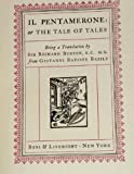 Il Pentamerone;: Or, The tale of tales,