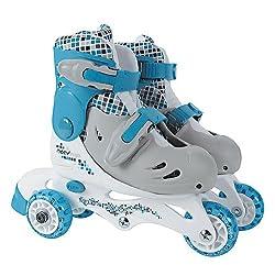 Hamleys Mng 3 Wheel Rollers 27/30, Blue