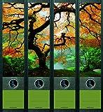 File Art AJ467 Design Etiketten Ordnerrückenschilder