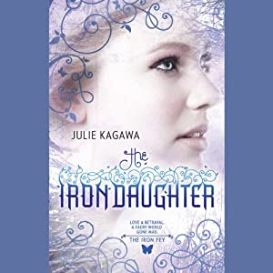 The Iron Daughter Audiobook