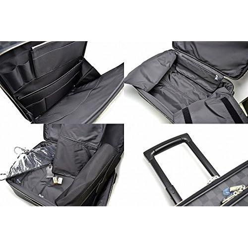 [ルイ ヴィトン] LOUIS VUITTON ダミエグラフィット ペガス55 ベガス55 スーツケース キャリーバッグ キャリーケース 旅行用 N23299 [中古]