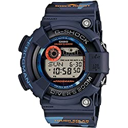 Casio G-Shock Men in Camouflage Frogman Digital Quartz Men's Watch GF8250CM-2