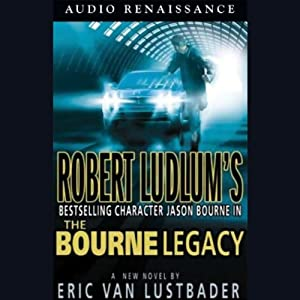 The Bourne Legacy Audiobook