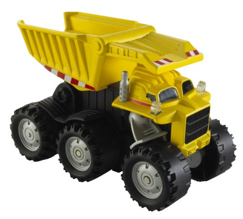 Matchbox Real Talking Rocky Truck - Mini Rocky (Rocky Dump Truck compare prices)